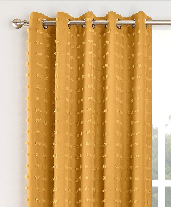 Aruba Voile Curtain Pair