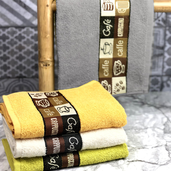 Cafe Cafe Kitchen Towels