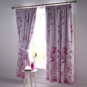 Kids Club Fairy Princess Bedroom Curtains
