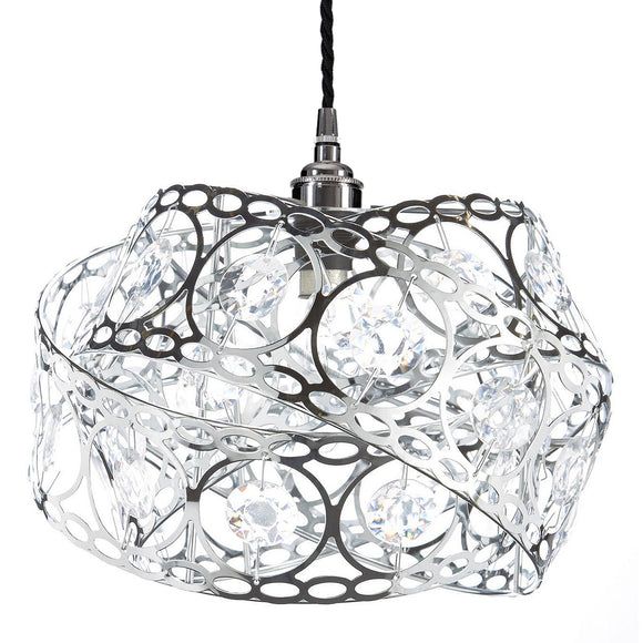 Gem Twist Easy Fit Light Shade