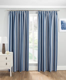 Highgrove Stripe Curtain Pair