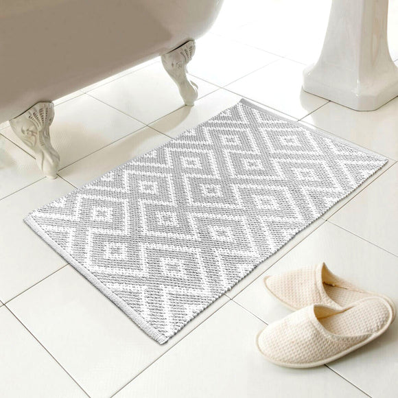 Kina Diamond Bath Mat