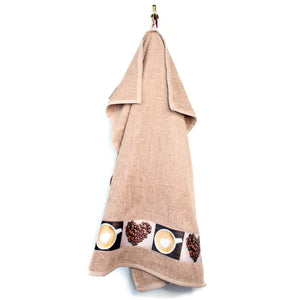 2pc Love Coffee Kitchen Towels