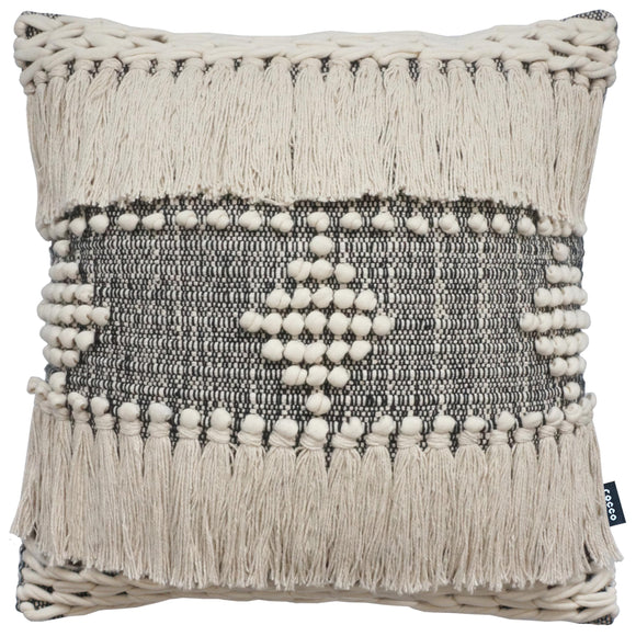 Goa Bobble Tassel Cushion