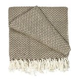 Safi Traditional Chevron Throw