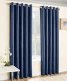 Vogue Grain Textured Curtain Pair