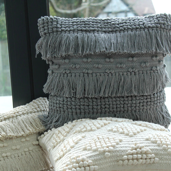 Zen Tassel Cushion