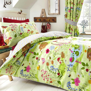 Kids Club Bluebell Duvet Set