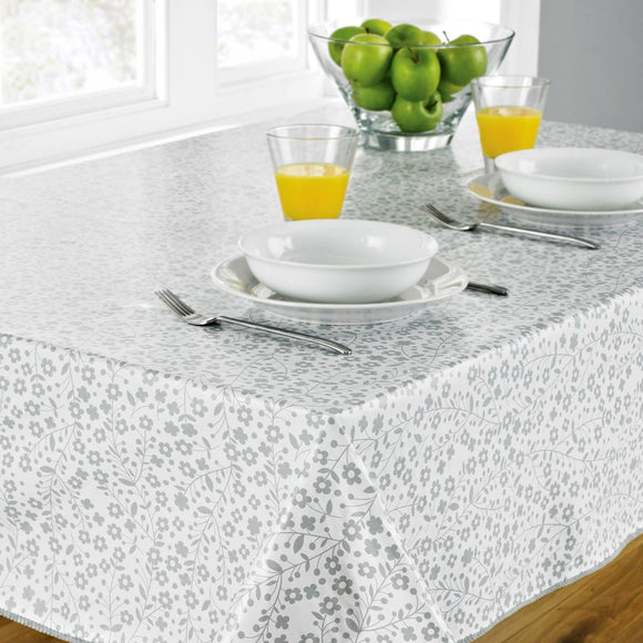 Ditsy Floral PVC Tablecloth