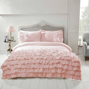 Flamenco Ruffles Duvet Set