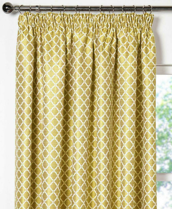 Cotswold Trellis Curtain Pair