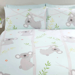 Koala Fun Duvet Set