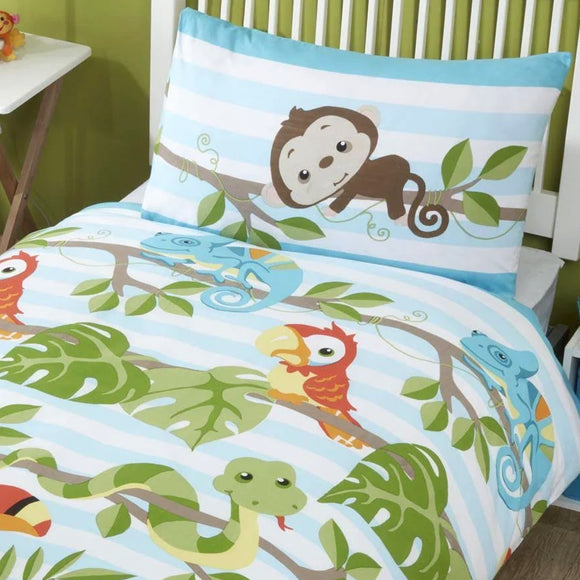 Studio Kids Rainforest Duvet Set