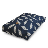 Feathers Retreat Eco-Wellness Dog Bed