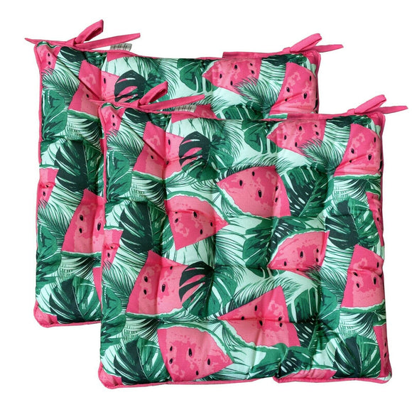 2pc Watermelon Water Repellent Seat Pads
