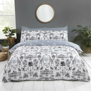 Safari Royale Duvet Set