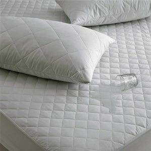 Luxury Quilted Mattress Protector
