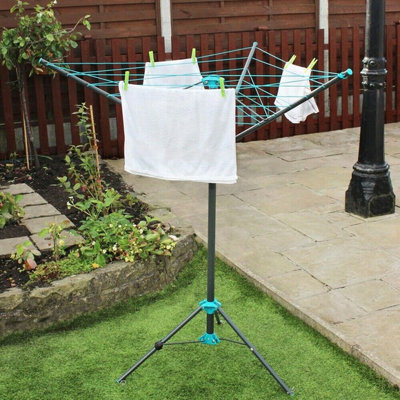 3 Arm Portable Airer