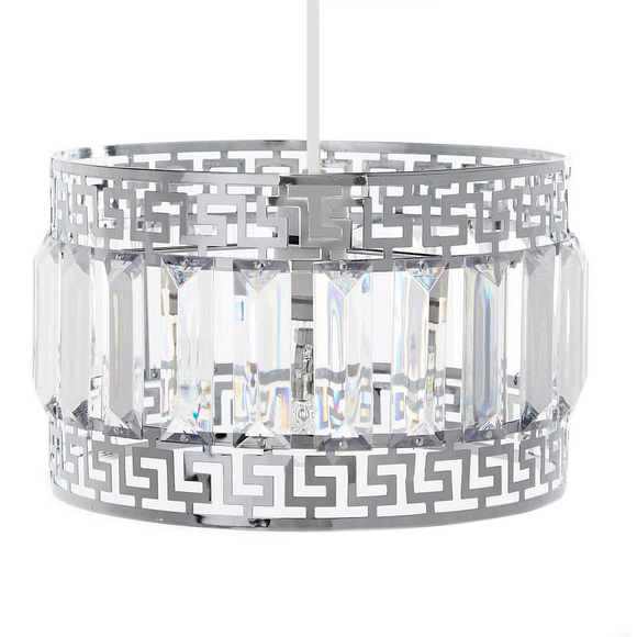 Deco & Gems Easy Fit Light Shade