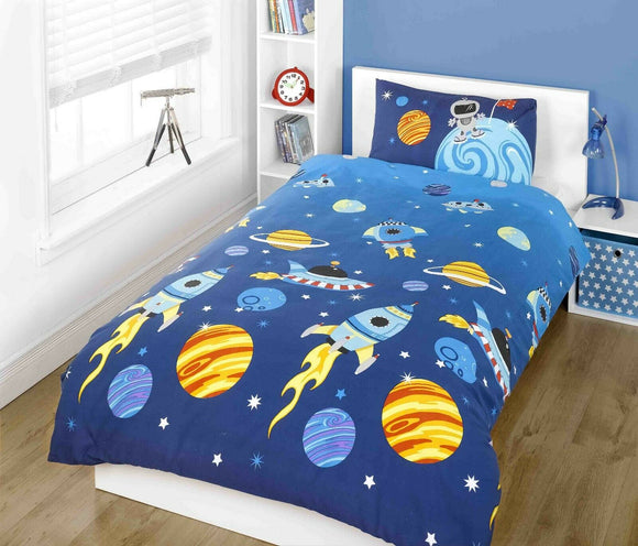 Studio Kids Rockets Duvet Set