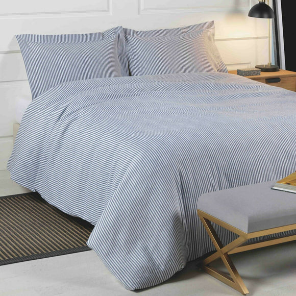 Shore Pure Cotton Duvet Set
