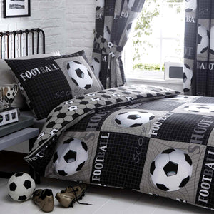 Kids Club Shoot Duvet Set
