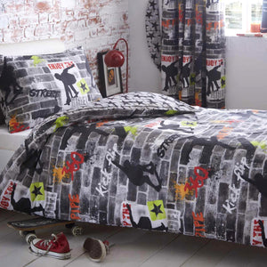 Kids Club Tricks Duvet Set