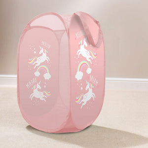 Unicorn Pop Up Laundry Basket