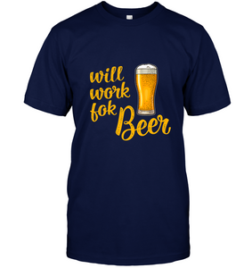 Will work for beer!