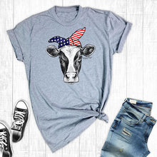 Load image into Gallery viewer, Funny Cow T-shirt