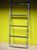 Steel hand towel ladder, tabletop towel ladder / holder