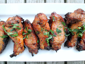 Super for the Super Bowl: Bombay Chicken Wings