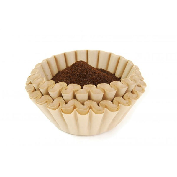 Coffee Filter Basket, Unbleached, Pack of 100