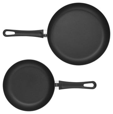 Scanpan Classic 2 pc. Fry Pan Set, 10'' & 12''