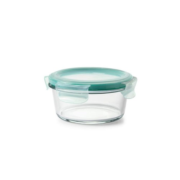 OXO Smart Seal Glass Round Container