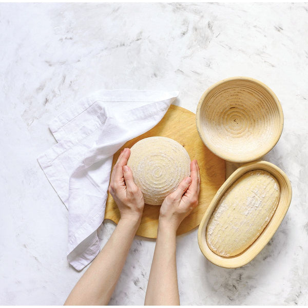 Mrs. Anderson's Round Bread Proofing Basket