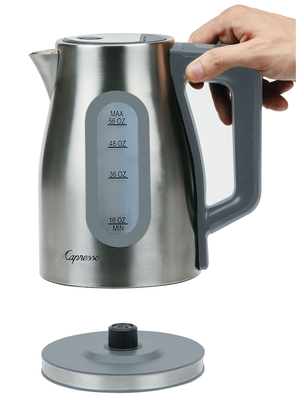 Capresso H2O Select Water Kettle