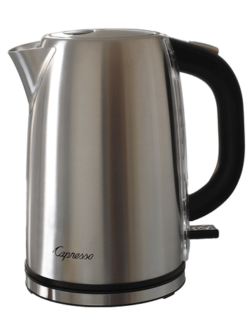 Capresso H2O Steel Water Kettle
