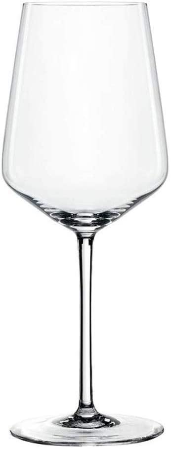 Spiegelau Style Collection White Wine Glass, set of 4