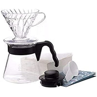 Hario Coffee Pour Over Starter Kit