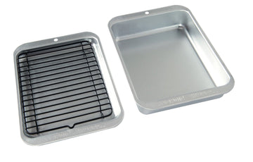 Nordicware Toaster Oven 3-piece Broil & Bake Set