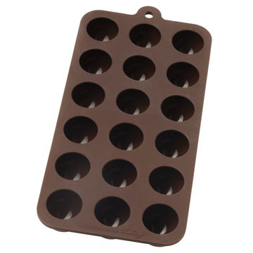 Mrs. Anderson's Baking Truffle Chocolate Mold, Set of 2
