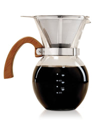 HIC Pour Over Coffee Maker Set