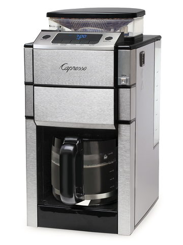 Capresso CoffeeTEAM PRO Plus with Glass Carafe