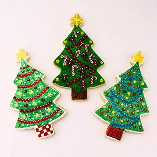 Cookie Cutter - Christmas Tree w/Star