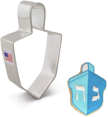 Cookie Cutter-Dreidel