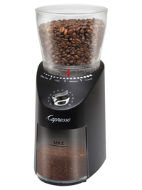 Capresso Infinity Plus Conical Burr Grinder