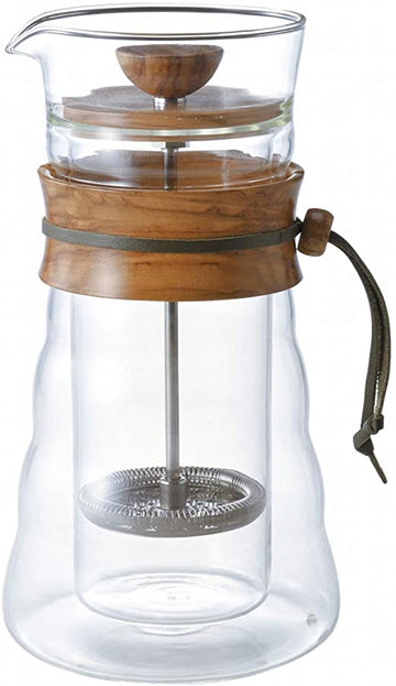 Hario Double Wall Glass Coffee Press