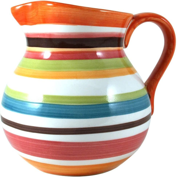 OmniWare Multi-stripe Pitcher