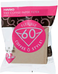 Hario Filters for V60, pack of 100, Misarashi